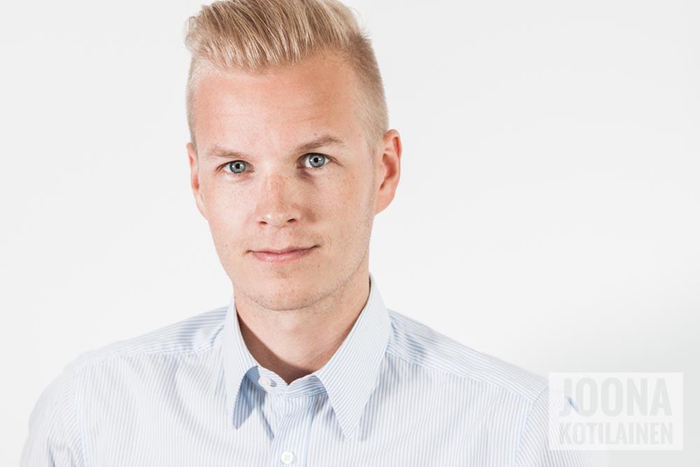 Valokuvaaja Joona Kotilainen - Enjoy Life yrittäjä Lauri Tukiainen