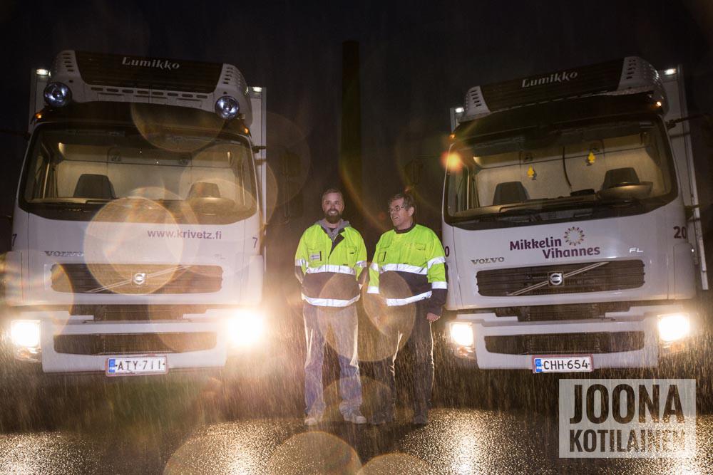 Valokuvaaja Joona Kotilainen - Kuljetusliike Krivetz