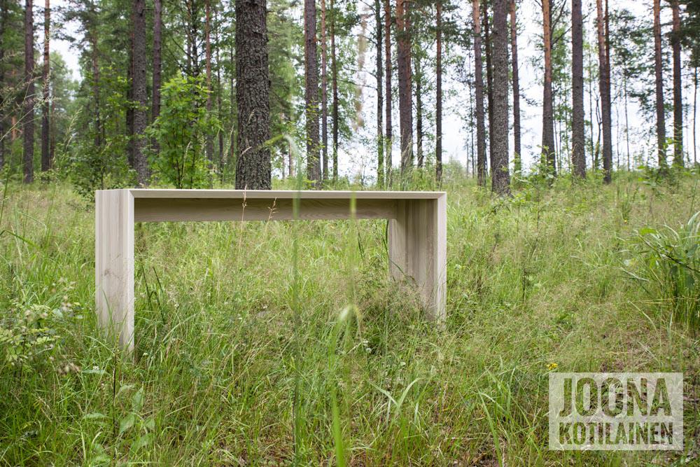 Valokuvaaja Joona Kotilainen - Puuartisti - Työpöytä